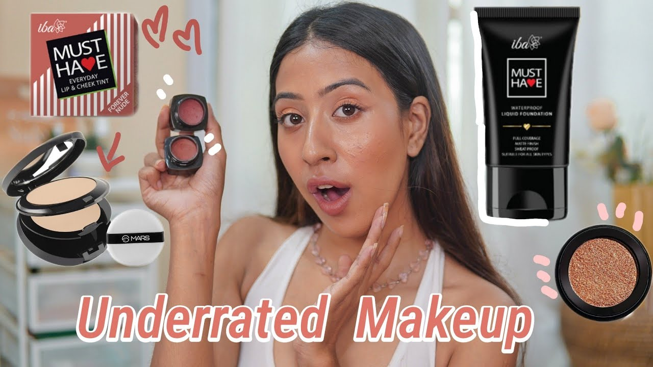 Underrated Makeup You have been Missing Out on !!! PART 2