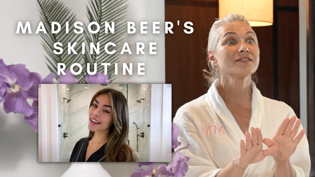 Cosmetic Chemist Reviews Madison Beer's Skincare Routine