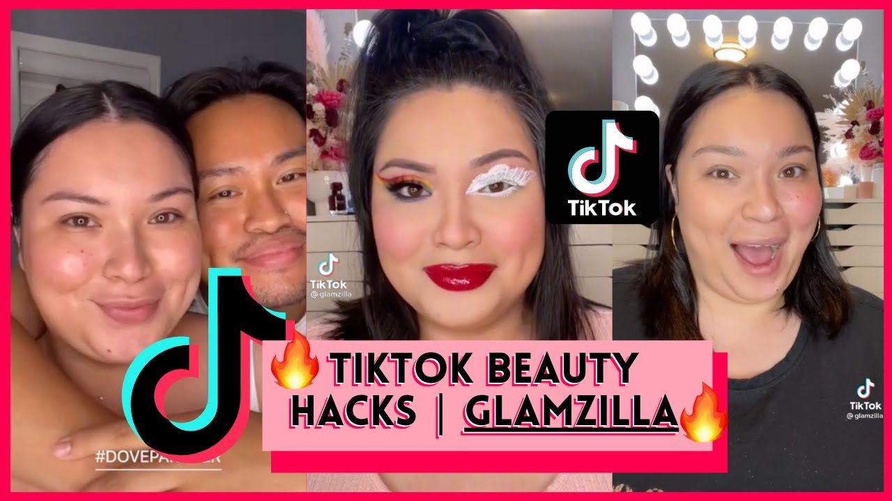 GLAMZILLA Best Beauty Products Review 🔥 | Tiktok Compilation